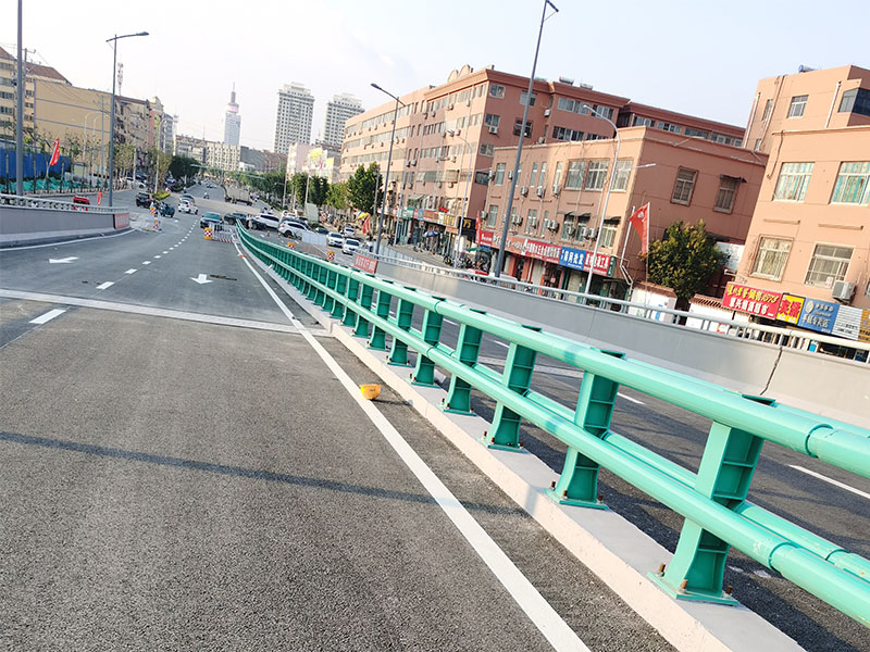 城市道路防撞护栏